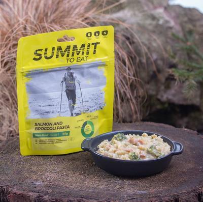 Summit To Eat Salmon And Broccoli Pasta (193 gramů) - 2