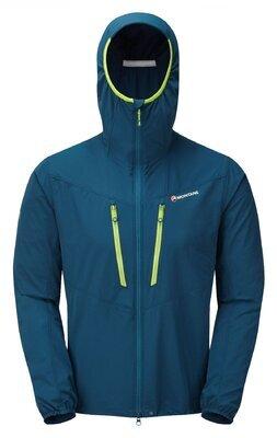 Montane Alpine Edge Jacket, Narwhal blue XXL - 2
