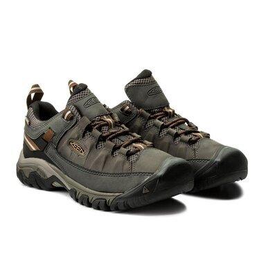 Keen Targhee III WP M Black olive/golden brown 7,5 UK - 2