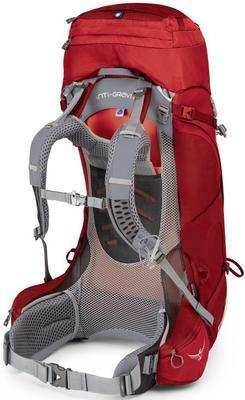 Osprey Ariel AG 55 Picante red WM - 2