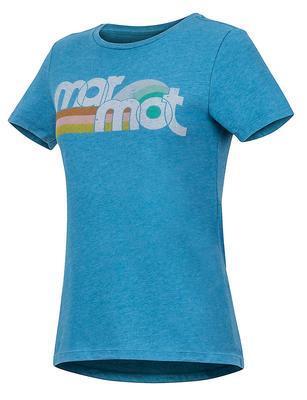 Marmot Wm´s Oceanside Tee SS - 2