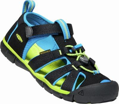 Keen Seacamp II CNX JR Black/brilliant blue 38 EU - 2