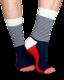 Happy Socks Half Stripe SH01-068 - 2/2