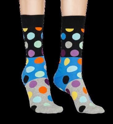 Happy Socks Big Dot Block BDB01-9500 - 2