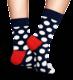 Happy Socks Big Dot Sock BD01-608 - 3/3