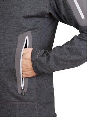 High Point Woolion Merino 2.0 Sweatshirt, Silt Green XL - 3