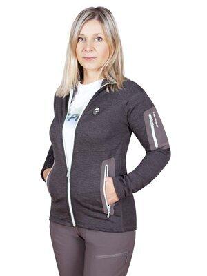 High Point Woolion Merino 2.0 Lady Sweatshirt Antracit S - 3