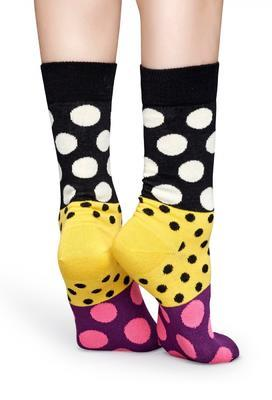 Happy Socks Dot Split Anniversary Sock DSP1001-9000 - 3