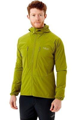 Rab Borealis Jacket Aspen green M - 3