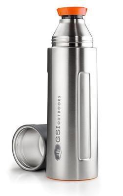 GSI Glacier Stainless Vacuum Bottle 1l - 3