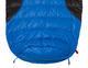 Warmpeace Viking 300 180, Blue/grey/black - levý zip - 3/4