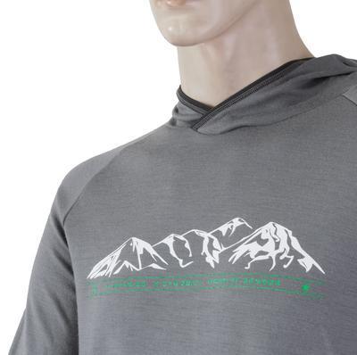 Sensor Merino Upper Mountains (klokanka) - 3