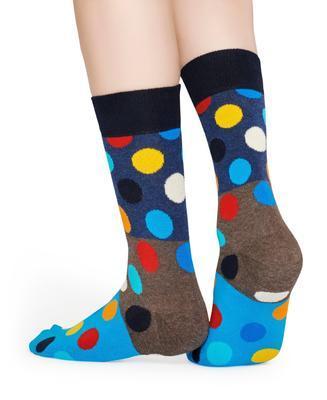 Happy Socks Big Dot Block Sock BDB01-8300 - 3