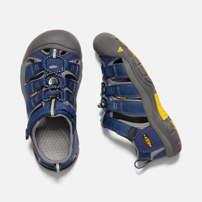 Keen Newport H2 JR, Blue depths/gargoyle 36 EU - 3
