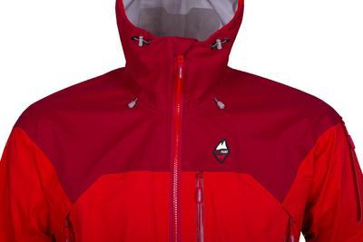 High Point Protector 5.0 Jacket Red/red dahlia XL - 3