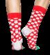Happy Socks Big Dot Snowman BDS01-4300 - 3/3