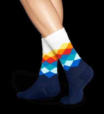 Happy Socks Faded Diamond FD01-105 - 3
