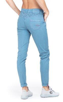 Chillaz Summer Splash Pant, Light blue L - 4