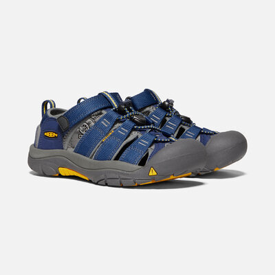 Keen Newport H2 JR, Blue depths/gargoyle 36 EU - 4