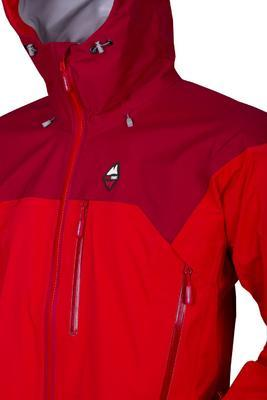 High Point Protector 5.0 Jacket Red/red dahlia XL - 4