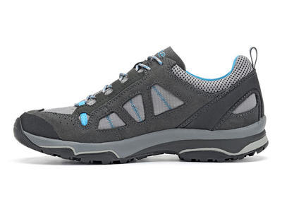 Asolo Megaton GV ML Graphite/stone/cyan blue 5 UK - 4