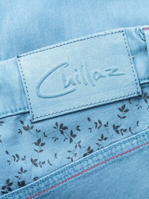 Chillaz Summer Splash Pant, Light blue L - 5