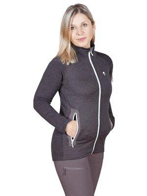 High Point Woolion Merino 2.0 Lady Sweatshirt Antracit M - 5
