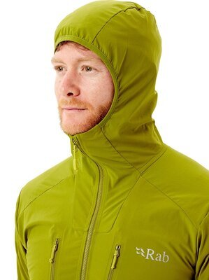 Rab Borealis Jacket Aspen green M - 5