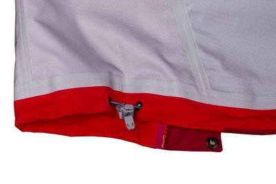 High Point Protector 5.0 Jacket Red/red dahlia L - 5