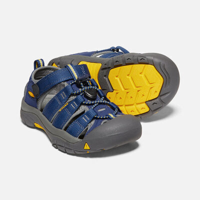 Keen Newport H2 JR, Blue depths/gargoyle 36 EU - 5