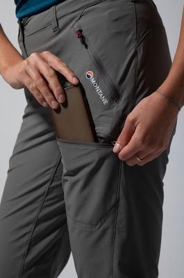 Montane Women´s Dyno Stretch Capri Pants - 5
