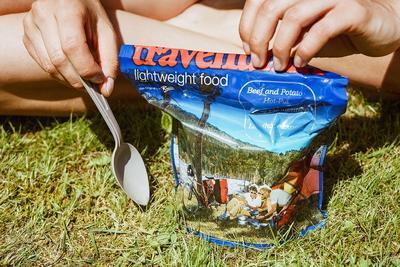 Travellunch Divoké houby s nudlemi (125 gramů) - 5