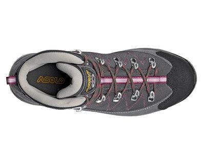 Asolo Finder GV ML Grey/gunmetal/grapeade 7 UK - 6