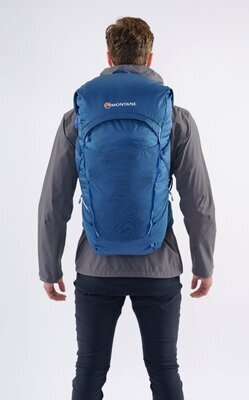 Montane Trailblazer 44 Narwhal blue - 6