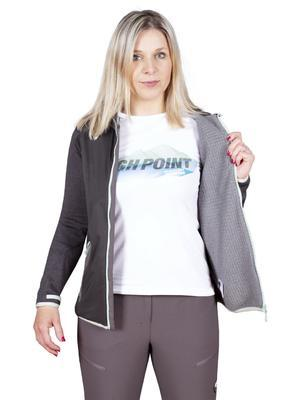 High Point Merino Alpha Lady Hoody - 6