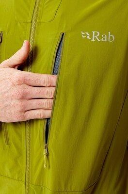 Rab Borealis Jacket Aspen green M - 7