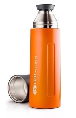 GSI Glacier Stainless Vacuum Bottle 1l - 7